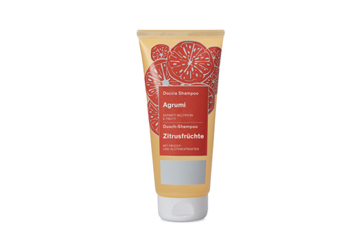 Dusch-Shampoo Zitrufrüchte