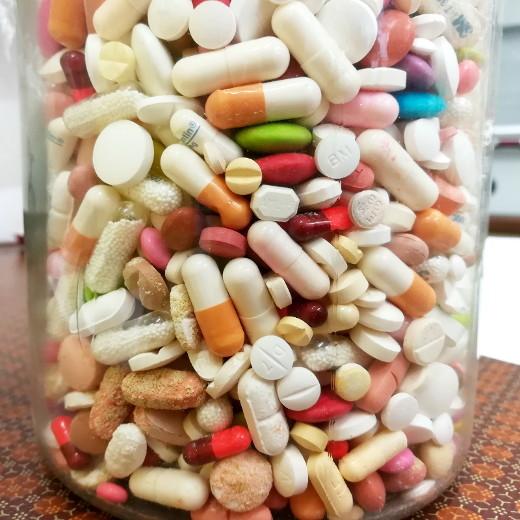 Altmedikamente in der Nordheide-Apotheke in Bad Salzuflen
